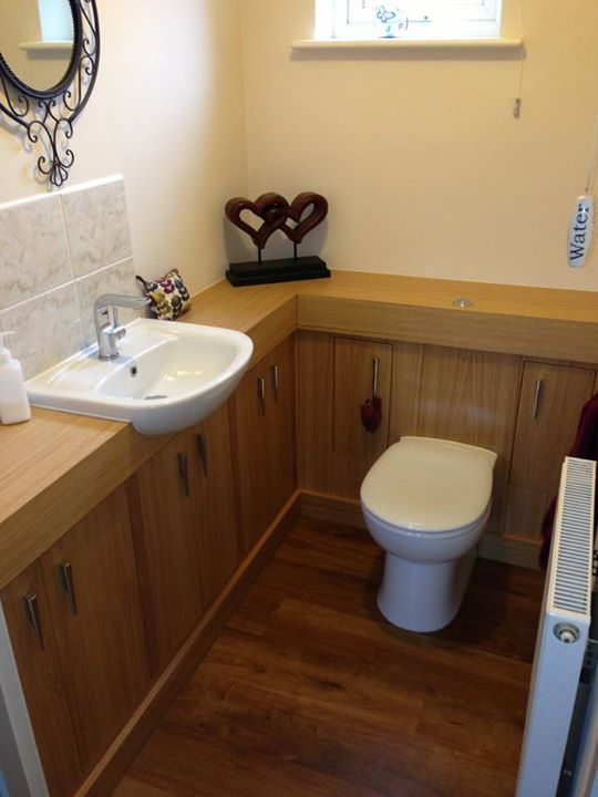 Lastest Utopia Bathroom Furniture  Timber And Fitted Bathroom Furniture