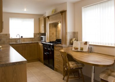Oak_kitchen