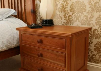 Solid Cherry Bedside Table