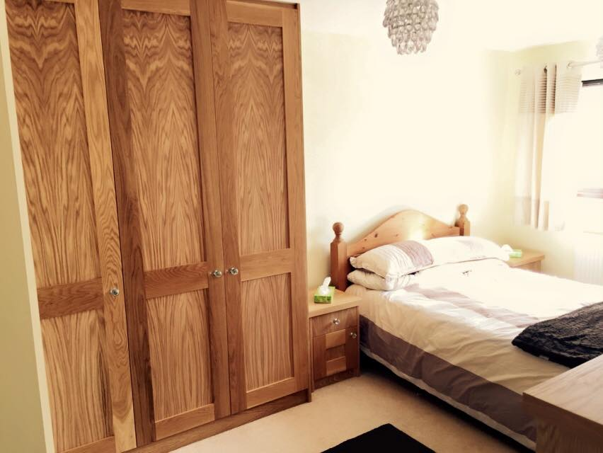 handmade bedrooms oak shaker bedroom furniture made to measure at