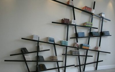 HANDMADE BOOKCASES