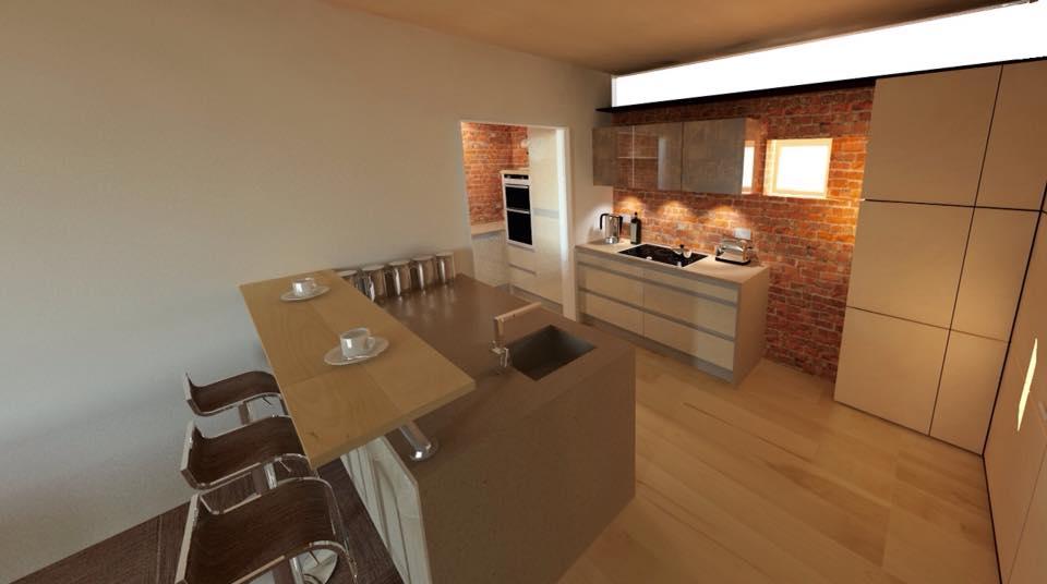 Handmade kitchens bedford ba awards david head for Handmade kitchens