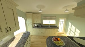 handmade kitchens bedford design case study kitchen6