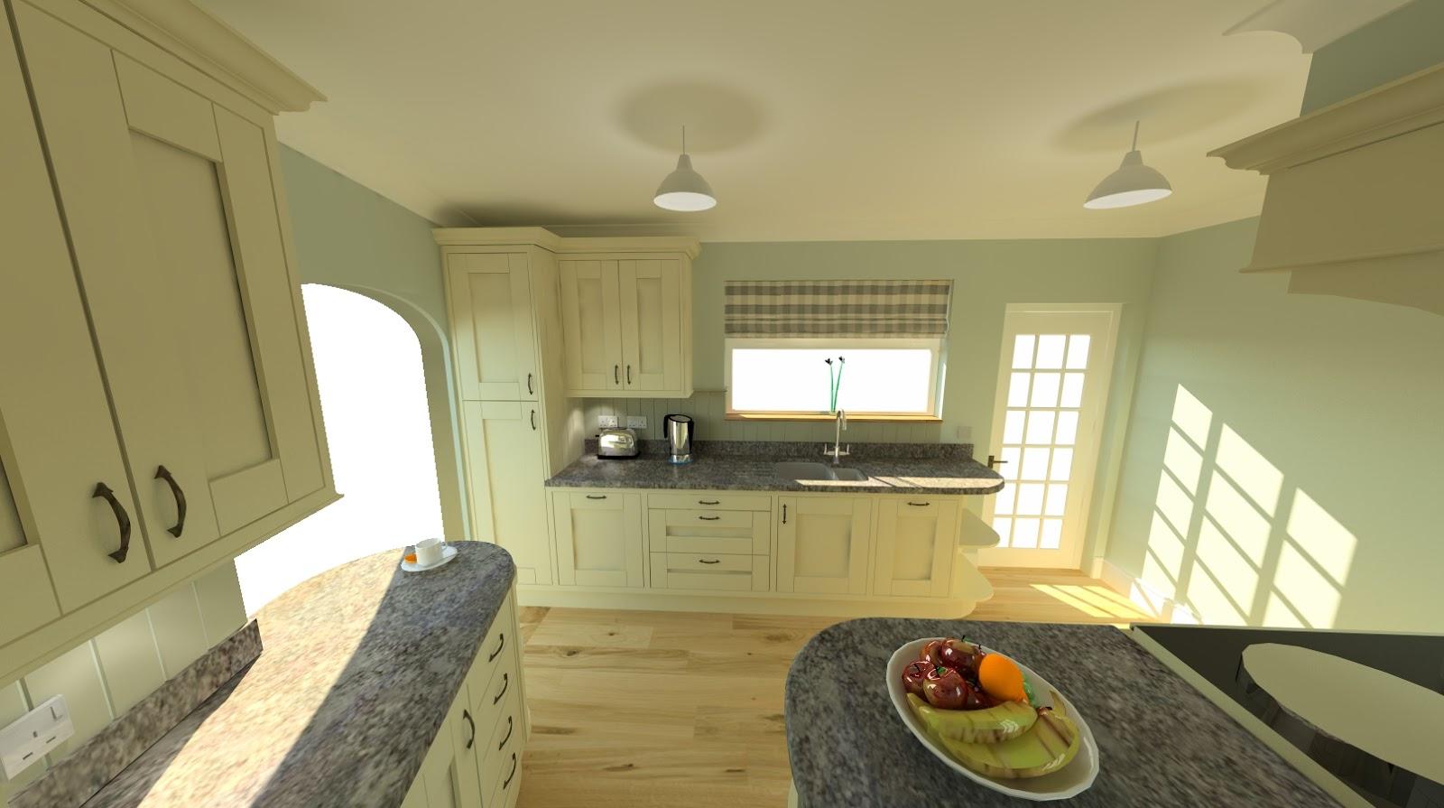 Handmade kitchen case study for Handmade kitchens