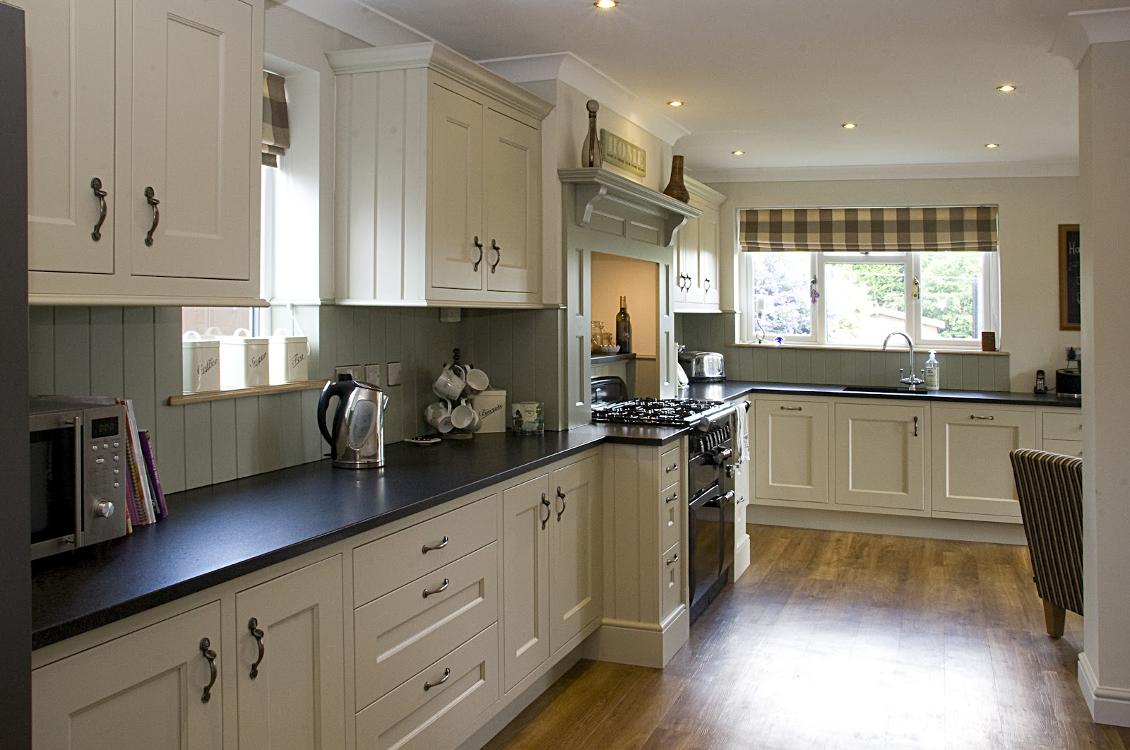 Handmade Kitchens David Head Furniture Makers